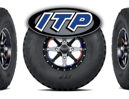 ITP Tenacity Tire