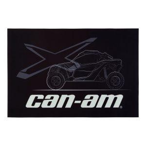 Can-Am Garage Mat