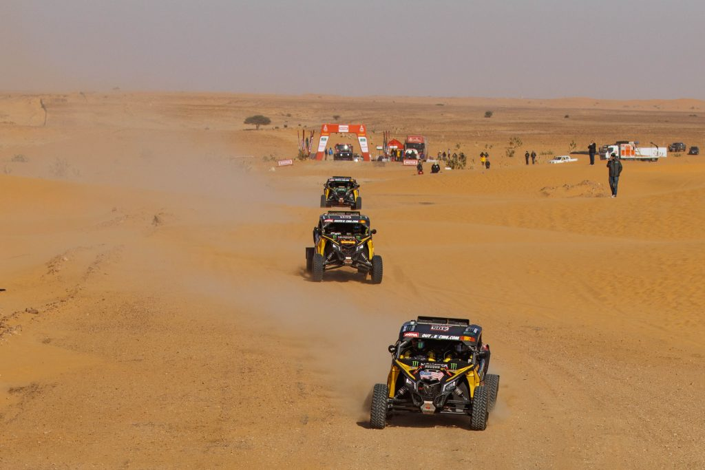 Dakar Rally Stage 7