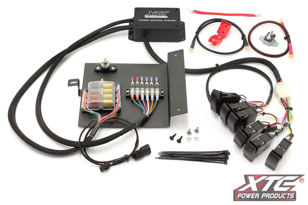 PCS-64 6 Switch Power Control System