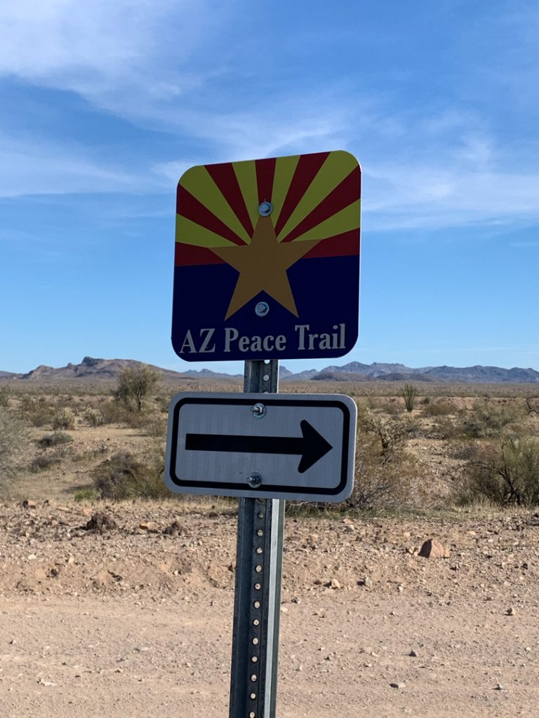 Arizona Peace Trail