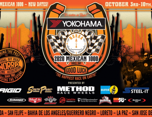 2020 NORRA Mexican 1000
