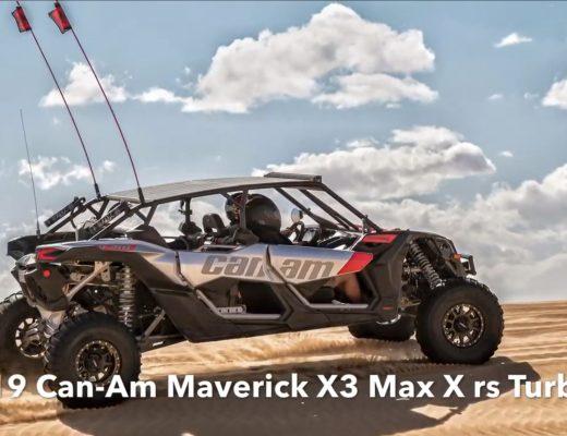 2019 Can-Am Maverick X3 Max X rs Turbo R