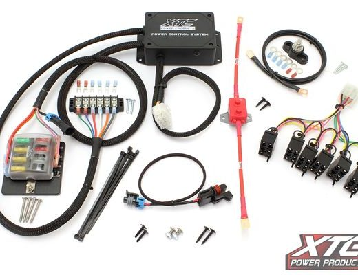 6 Switch Power Control System 2020 Polaris RZR PRO XP