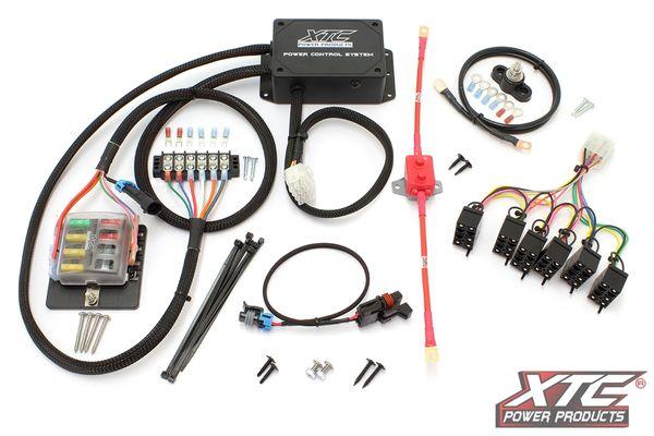 6 Switch Power Control System 2020 Polaris RZR PRO XP