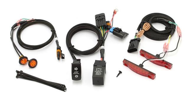 XTC's Plug & Play Turn Signal System