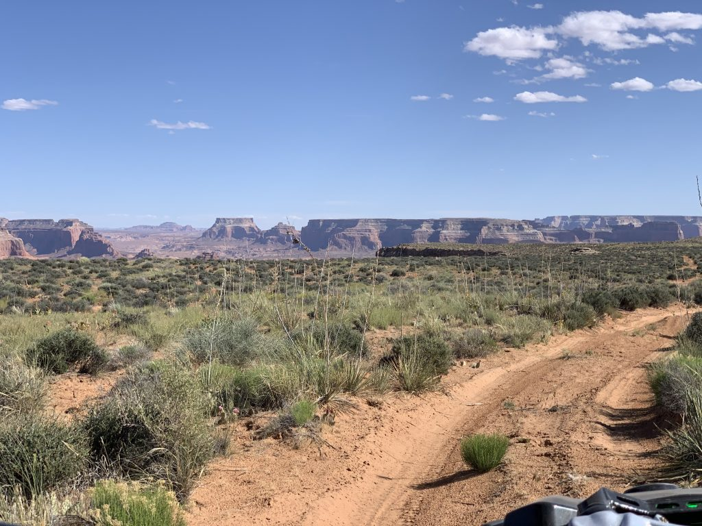Grand Bench, Glen Canyon National Recreation Area