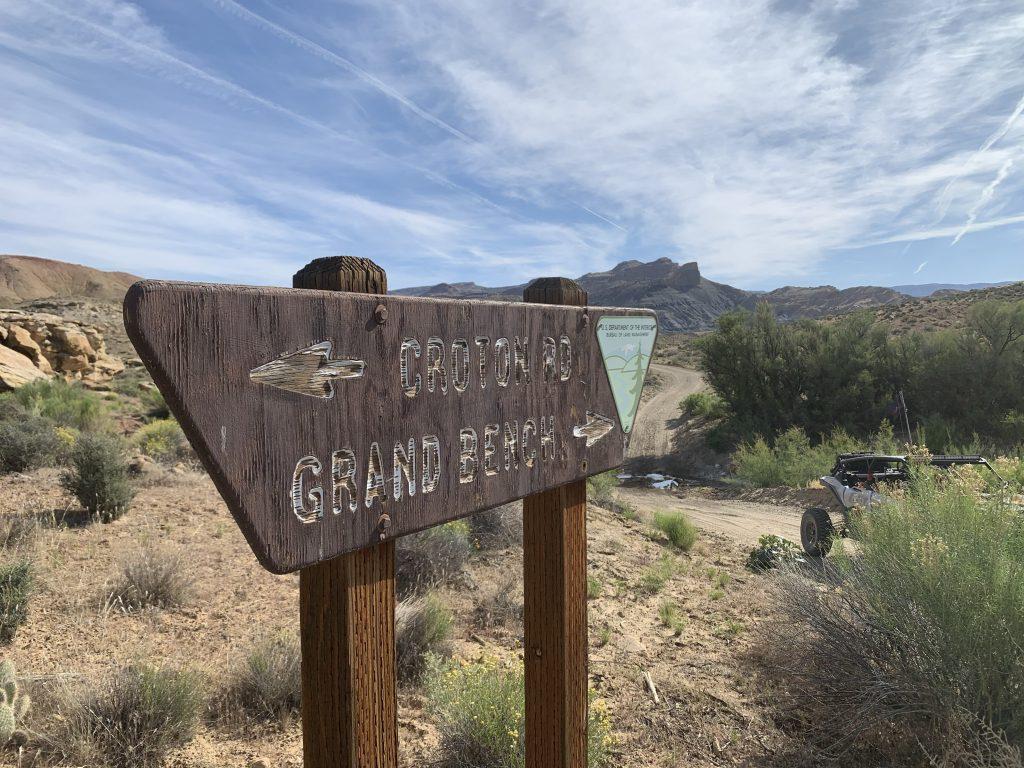 Grand Bench Road