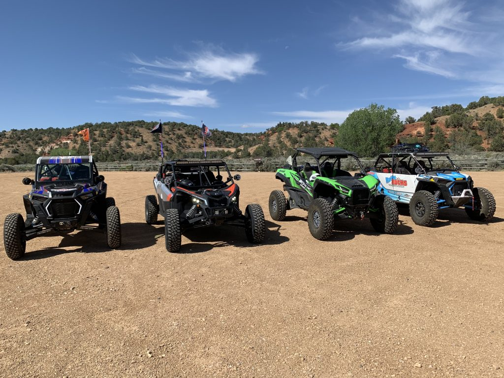Hog Canyon OHV Trail System
