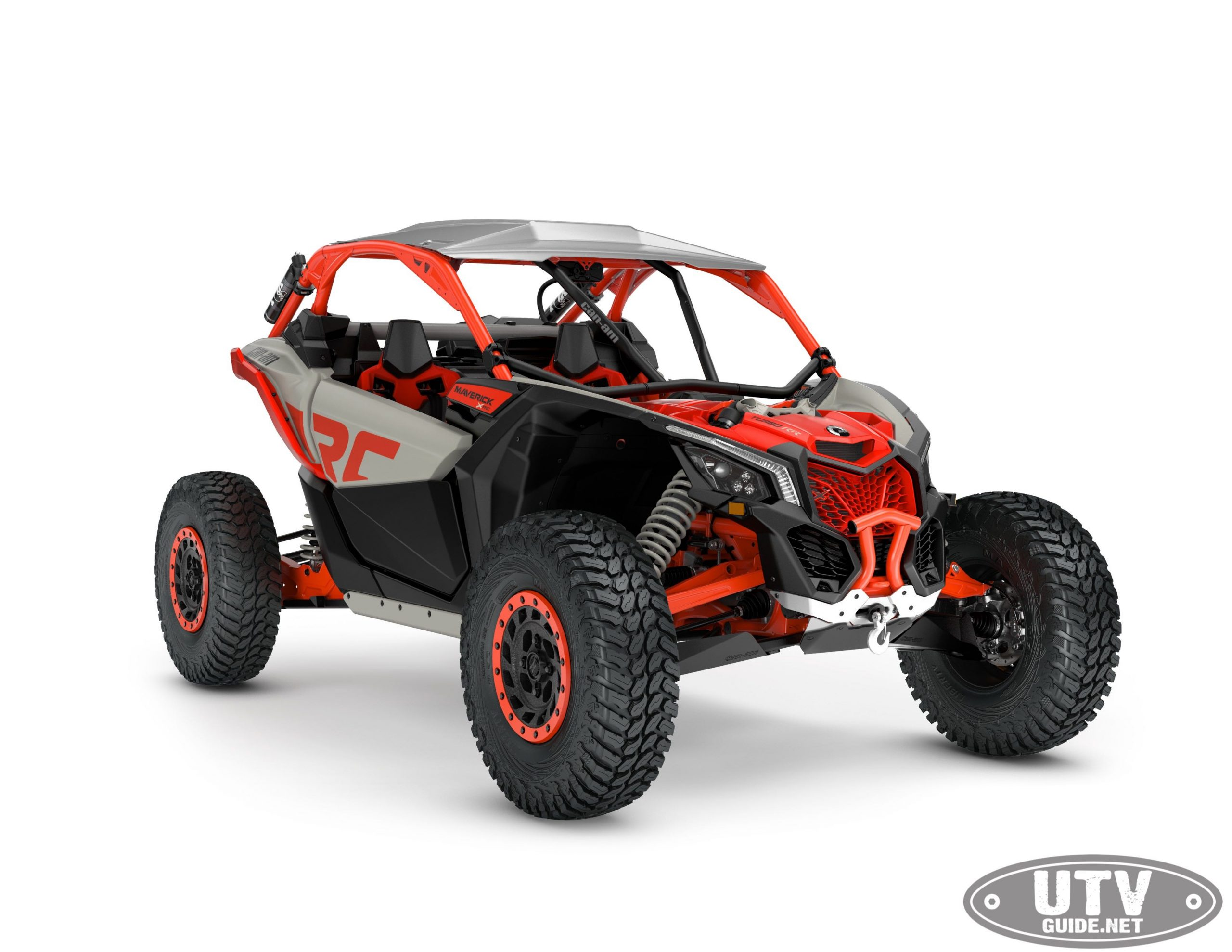 2021 Can-Am Maverick X3 Xrc Turbo RR