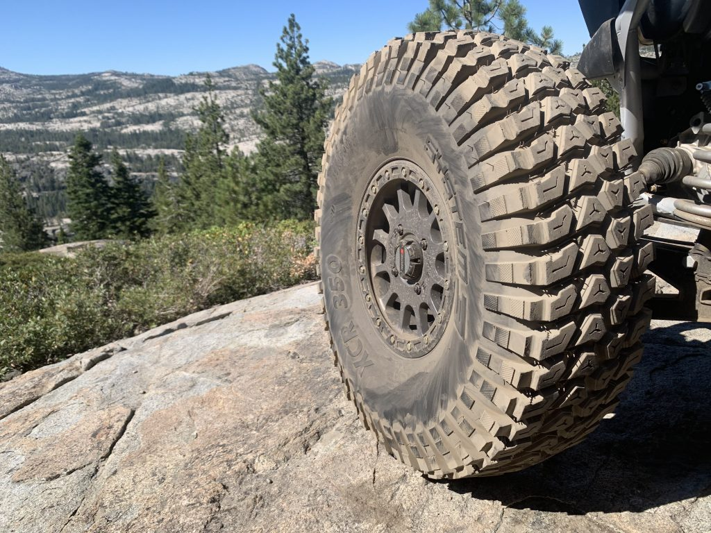 35-inch System 3 XCR 350 tire