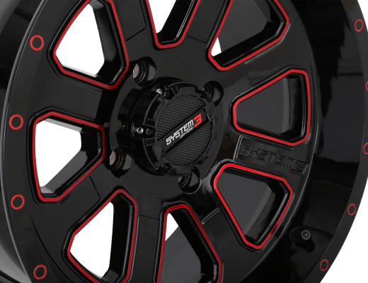 ST-4 wheels from System 3 Off-Road