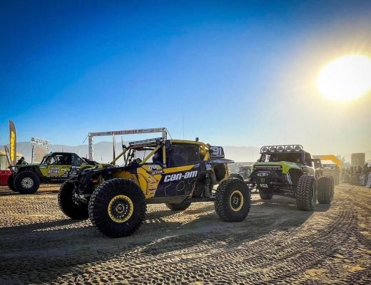 UTV vs. 4400 at King of the Hammers