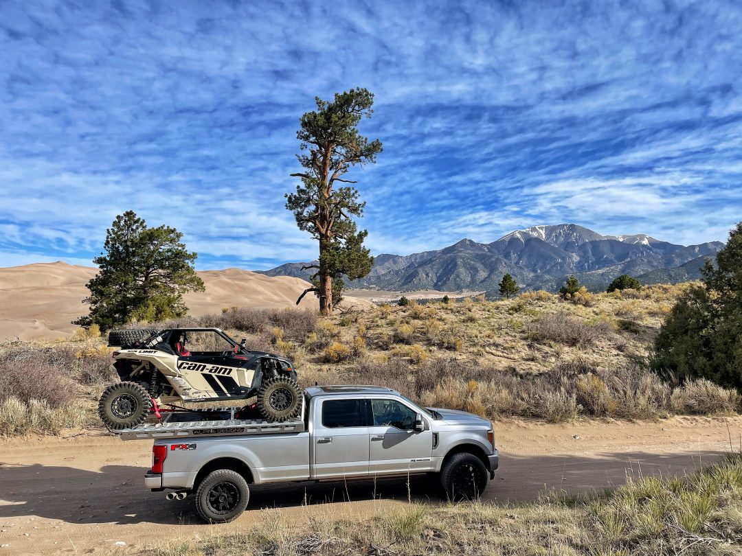 FOX Shock Upgrade for Ford F-350