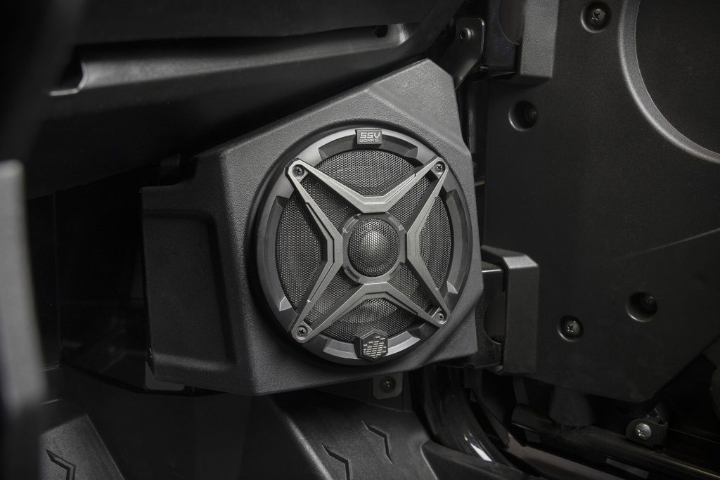 2020 Kawasaki Teryx KRX1000 Kick Panel Speaker Pods