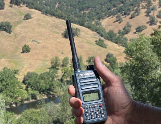 GMR2 GMRS/FRS Handheld Radio