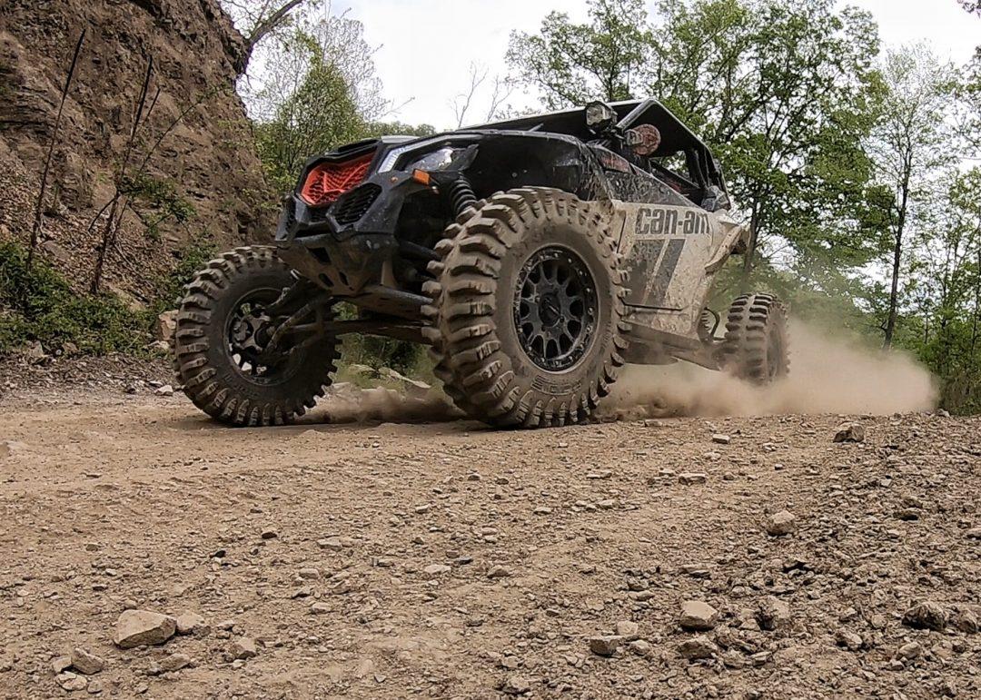 Hatfield McCoy Trail System