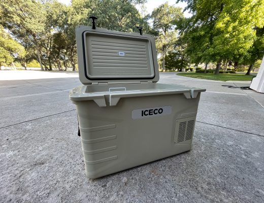 ICECO JP60Pro Mobile Refrigerator