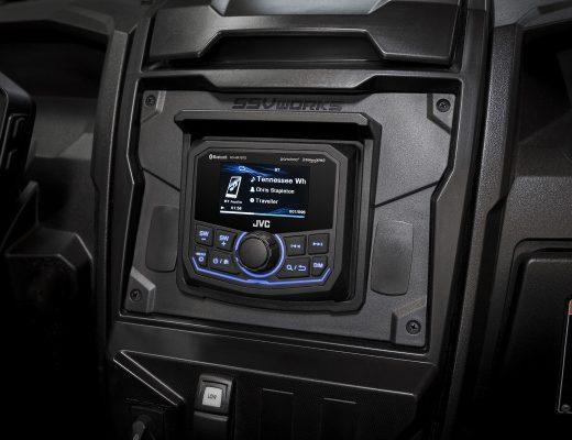 Kawasaki Teryx KRX Stereo System