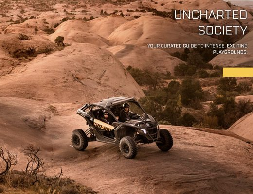Uncharted Society