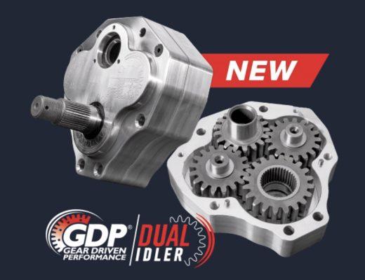 "Super ATV GDP Dual Idler 4"" Portal Gear Lift"