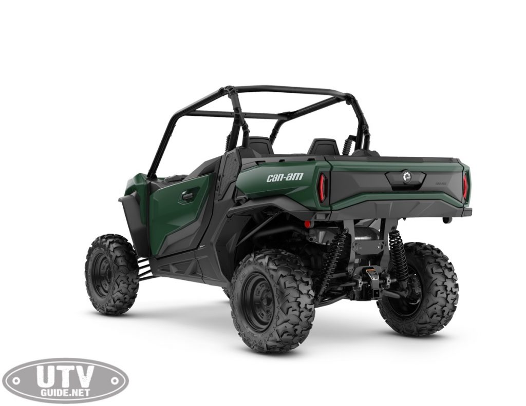 2022 Can-Am Commander DPS 700