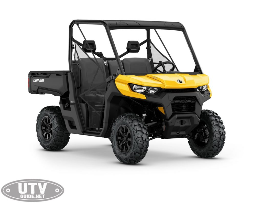 2022 Can-Am Defender HD9