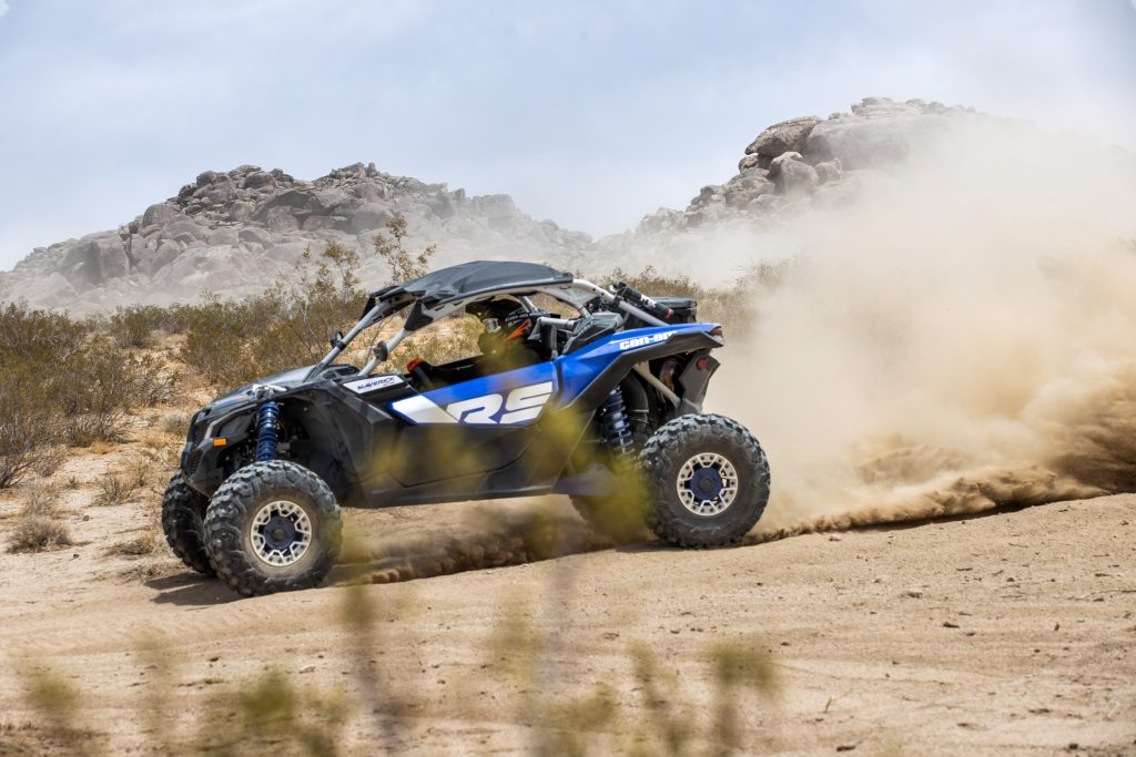 2022 Can-Am Maverick X3 Turbo RR