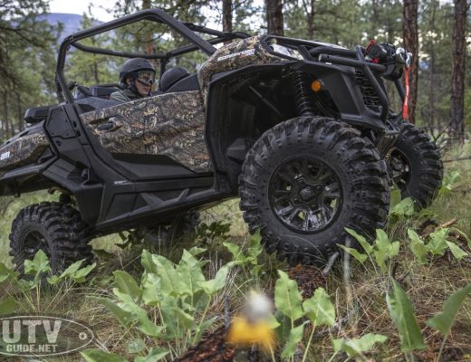 2022 Can-Am Commander X MR