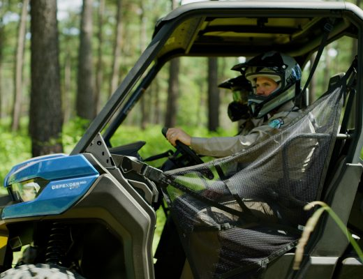 Can-Am Game Warden