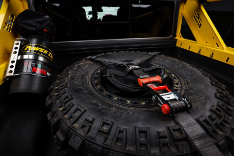 PRP Seats Spare Tire Storage Bag